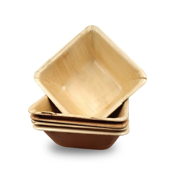 Dtocs Palm Leaf Soup Bowl
