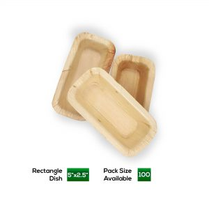 Dtocs Rectangle Dip Bowl
