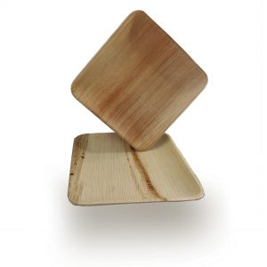 Dtocs Square cheese board Plate