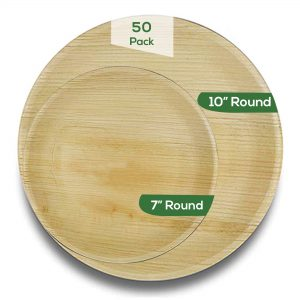 Dtocs Round Plate Combo Pack